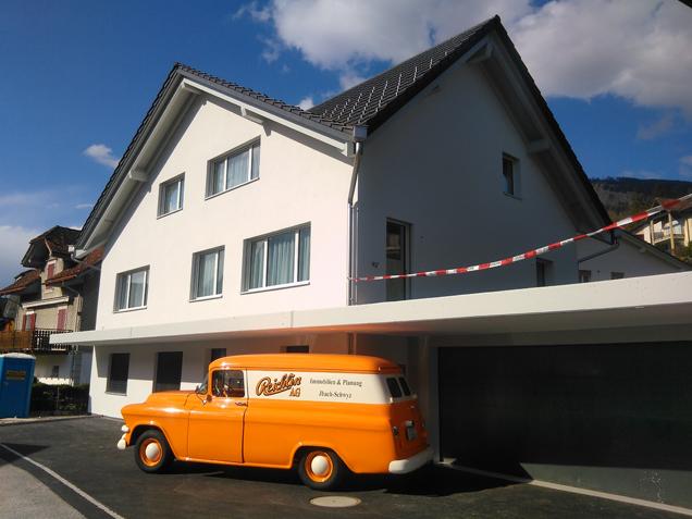 Neubau EFH Goldau K